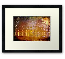 Art This. Framed Print