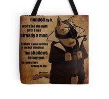 Bane's Cat Rises! Tote Bag