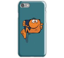 Stepping out! iPhone Case/Skin