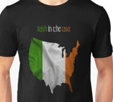 Irish in the USA Unisex T-Shirt