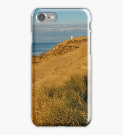 Danish coastline iPhone Case/Skin