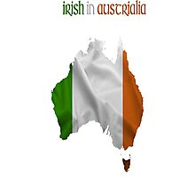 Irish in Australia  Photographic Print