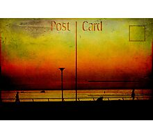 Post Card Photographic Print