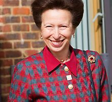 Princess Royal by Keith Larby