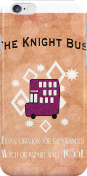 Hitch A Ride on the Knight Bus! by RoomWithAMoose
