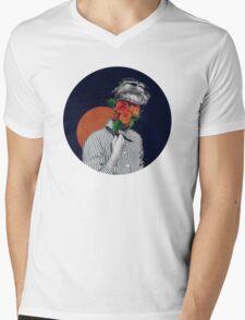 rosemary Mens V-Neck T-Shirt