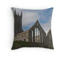 Ennis Friary Throw Pillow