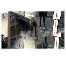 crashed id Photographic Print
