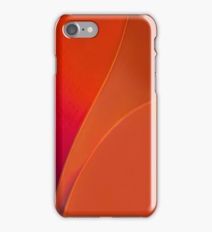 Orange Blush I-Phone Case iPhone Case/Skin
