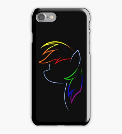 Flash of Rainbows iPhone Case/Skin