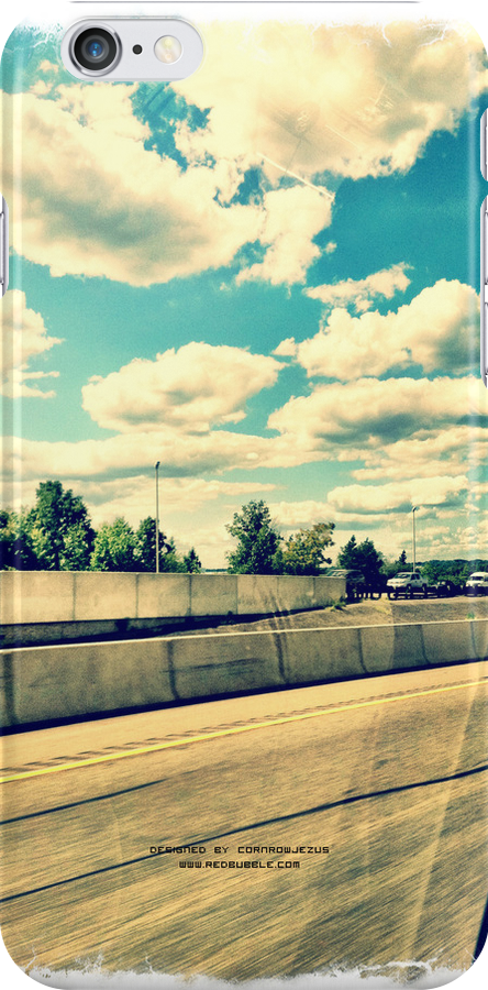 Garden State Parkway - The Way Home Case by CornrowJezus