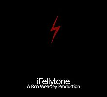 iFellytone (ALSO IN WHITE) by loveaj