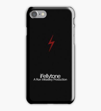 iFellytone (ALSO IN WHITE) iPhone Case/Skin
