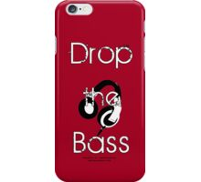 DTB - Classic Red iPhone Case/Skin