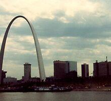 St. Louis, Missouri - (1980) by Dwaynep2010