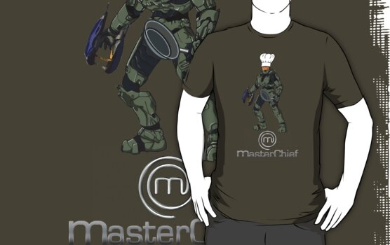 MasterChief.....Chef by Stevie B