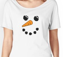 Frosty Face Women's Relaxed Fit T-Shirt