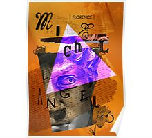 Florence inspiration David dreams Poster