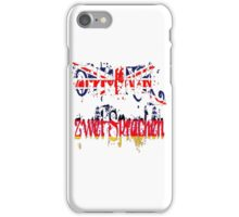 Think In English and German iPhone Case/Skin
