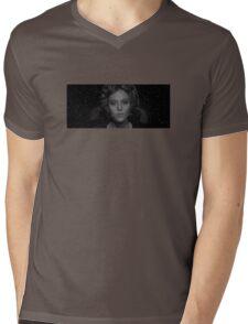Space Beauty [Dune] Mens V-Neck T-Shirt