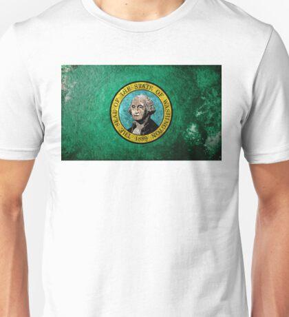 Washington Grunge Unisex T-Shirt