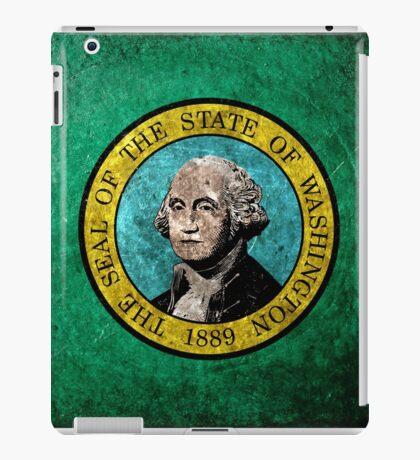 Washington Grunge iPad Case/Skin