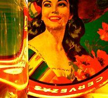the visions of la margarita by annet goetheer