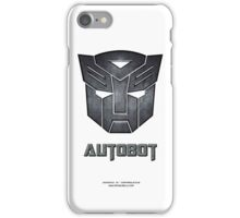 Autobot v1 iPhone Case/Skin