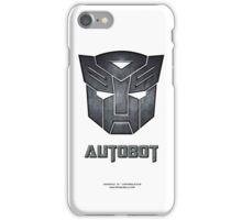 Autobot v1 iPhone Case/Skin