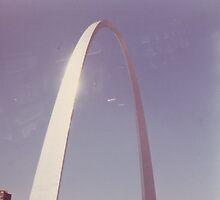 St. Louis Arch - (1969) by Dwaynep2010