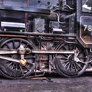 Train Wheels  by Elaine123