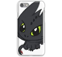 Little Toothless iPhone Case/Skin