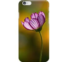 Cosmos on gold - iPhone case iPhone Case/Skin