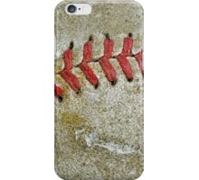 Baseball (iPhone case) iPhone Case/Skin