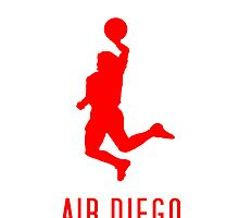 Air Diego by David Cumming