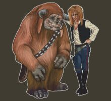 'Smugglers Of The Labyrinth' (Labyrinth / Star Wars)