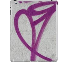 Signature  - JUSTART ©  iPad Case/Skin