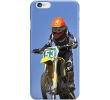 MotoCross iPhone Case/Skin