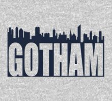 gotham city by simoechz