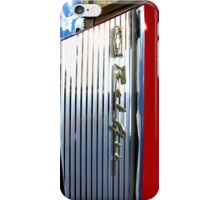 Chevy Belair iPhone Case/Skin