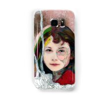 portrait of Gracie::no.3 Samsung Galaxy Case/Skin
