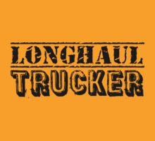 Longhaul Trucker by creativewannabe