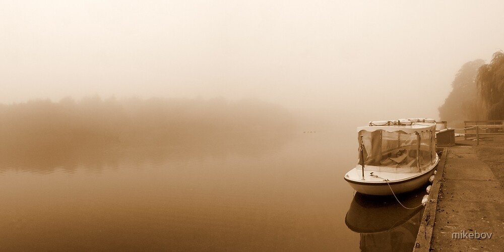 Misty Morning by mikebov
