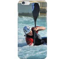 White Water iPhone Case - II iPhone Case/Skin
