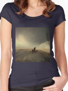 THE PIANIST Women's Fitted Scoop T-Shirt