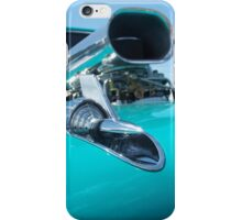 Chevy Blower iPhone Case/Skin