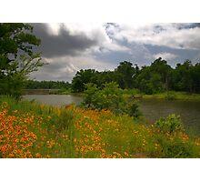 Bunny Creek, Eufaula, Oklahoma Photographic Print
