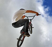 BMX iPhone Case by Lea Valley Photographic