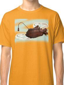 Steampunk Angler Fish Classic T-Shirt