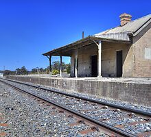Ben Bullen Station by Terry Everson